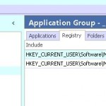 AppSense - Personalizing Internet Explorer Trusted Sites