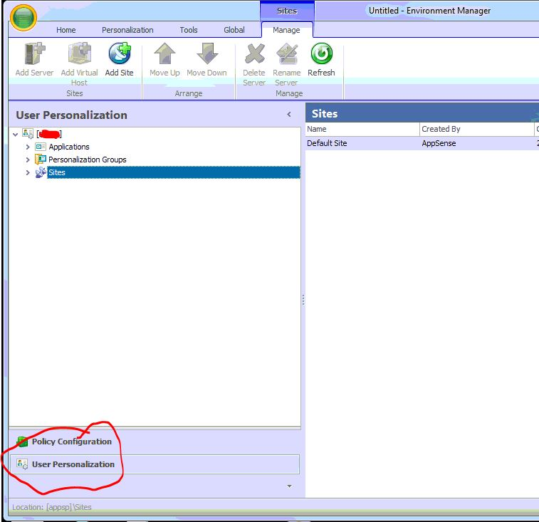 How to Personalize Foxit Reader with AppSense Environment Manager