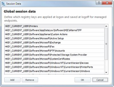 AppSense Environment Manager Session Data Not Saved at Logoff