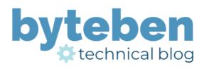byteben | a technical blog