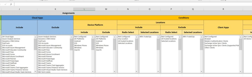 Conditional_Access_Policies_Template